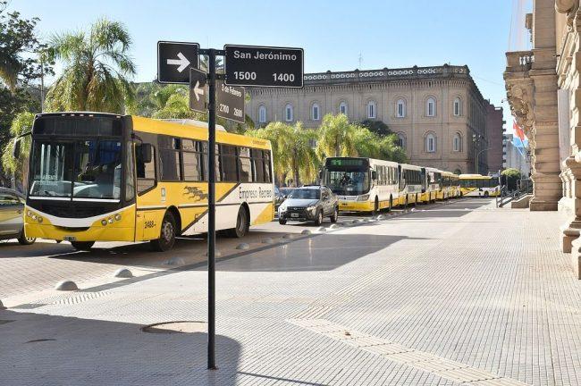 """Santa Fe: Jatón, """"Queremos una solución de fondo para el transporte"""""""