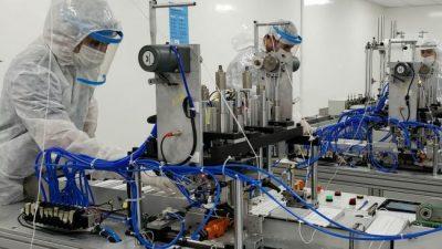 Reconvertirse en medio del coronavirus: tres historias de fábricas que cambiaron su producción original por la pandemia