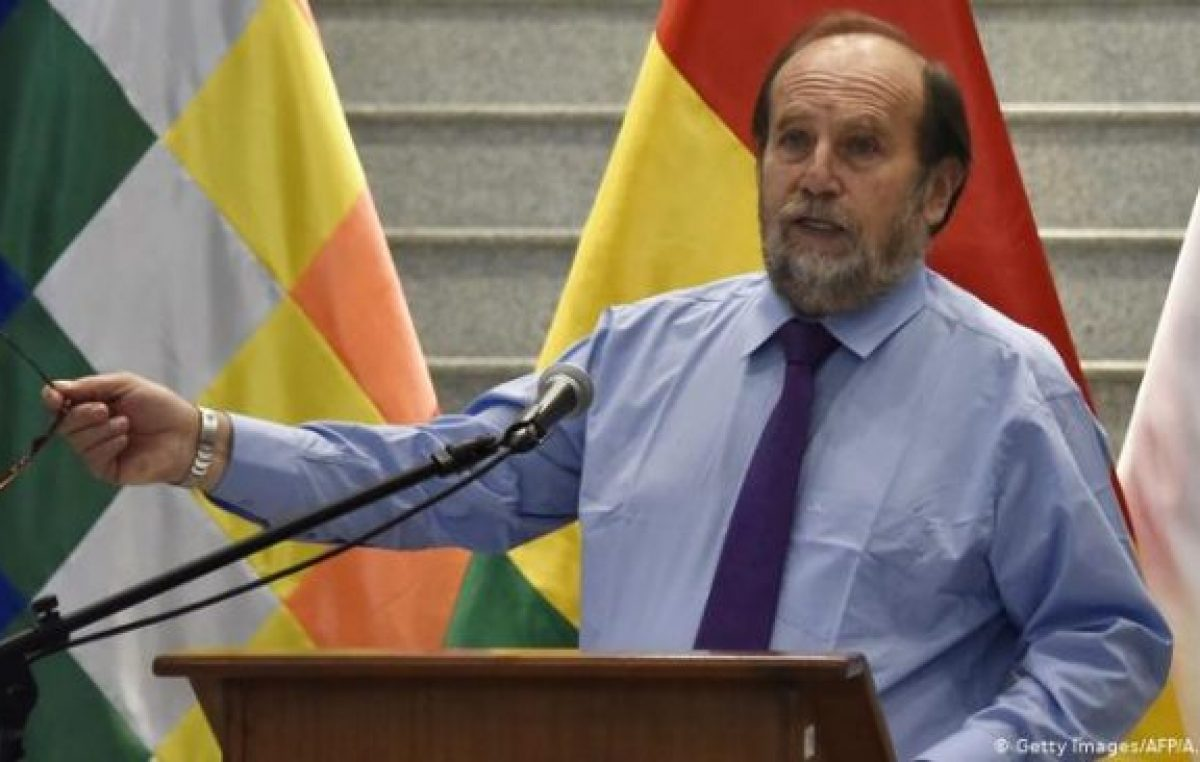 Detuvieron al ministro de Salud de Bolivia por denuncia de sobreprecios