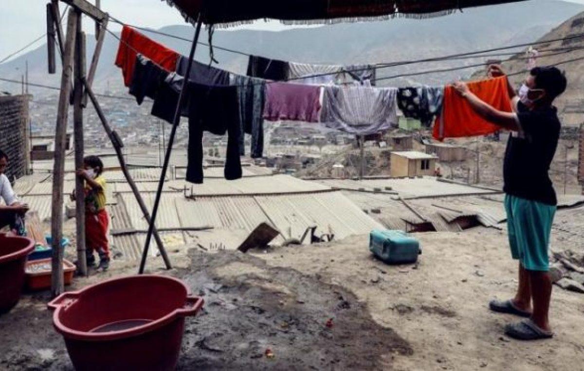 El hambre se expande en América latina por la pandemia y las cuarentenas