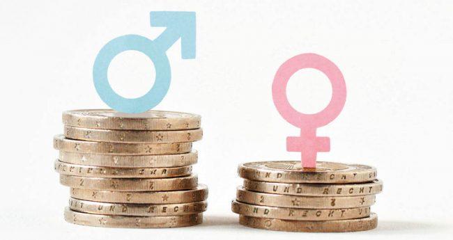 Una mujer en Comodoro gana la mitad de lo que gana un hombre