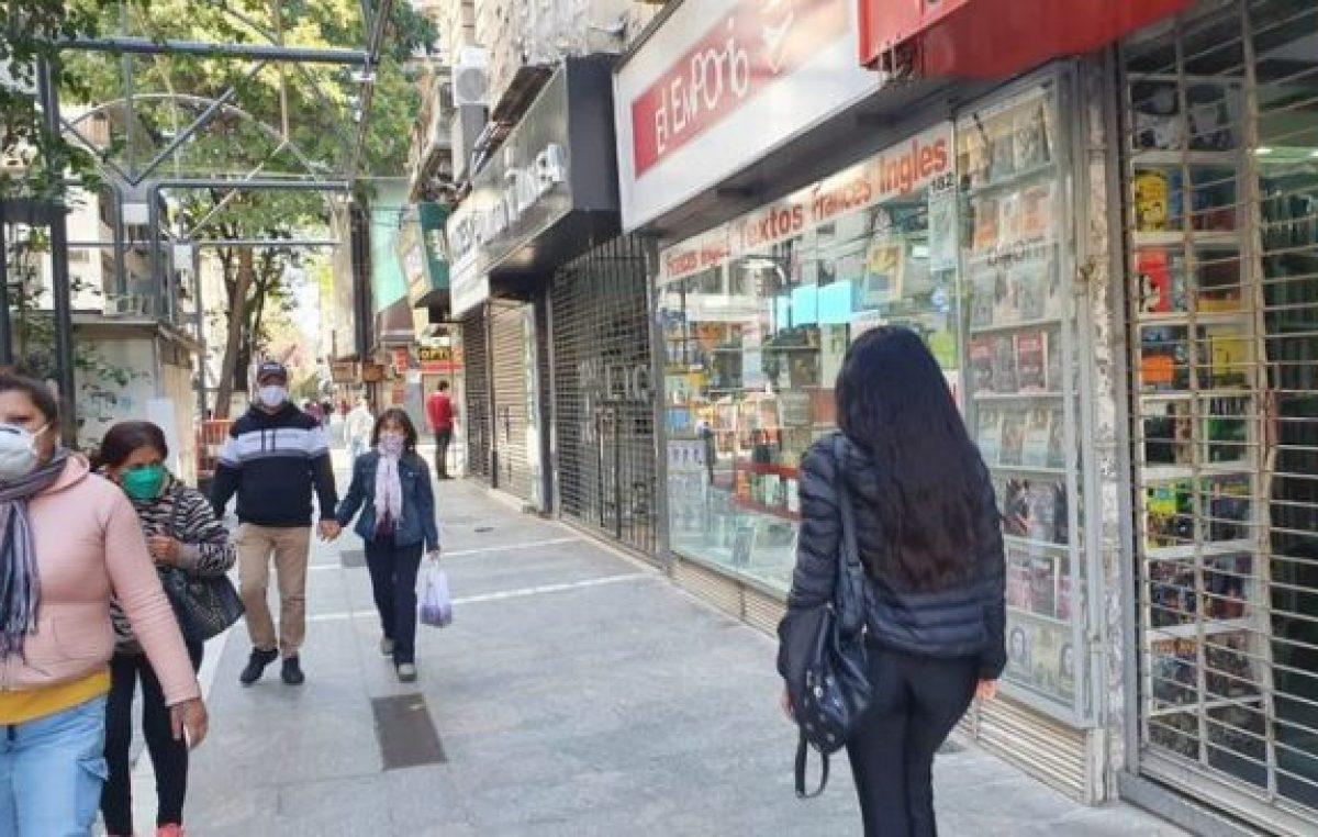 Peligra el 30% de los puestos en comercios del Gran Córdoba