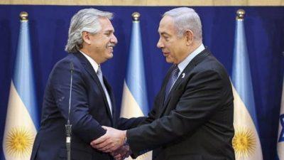 Alberto Fernández mantuvo una conversación telefónica con Benjamín Netanyahu: Israel puso científicos a disposición para trabajos conjuntos ante la pandemia