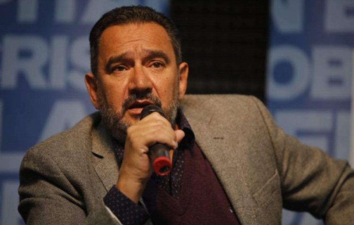 """Claudio Leoni, municipales Santa Fe: """"Hay intendentes que están descontando hasta el 40% del salario"""""""