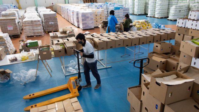 Se elaboraron 690.000 platos de comida para mitigar el hambre en Neuquén durante la pandemia