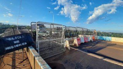 En el norte de Argentina están «intensamente preocupados» por la frontera con Brasil