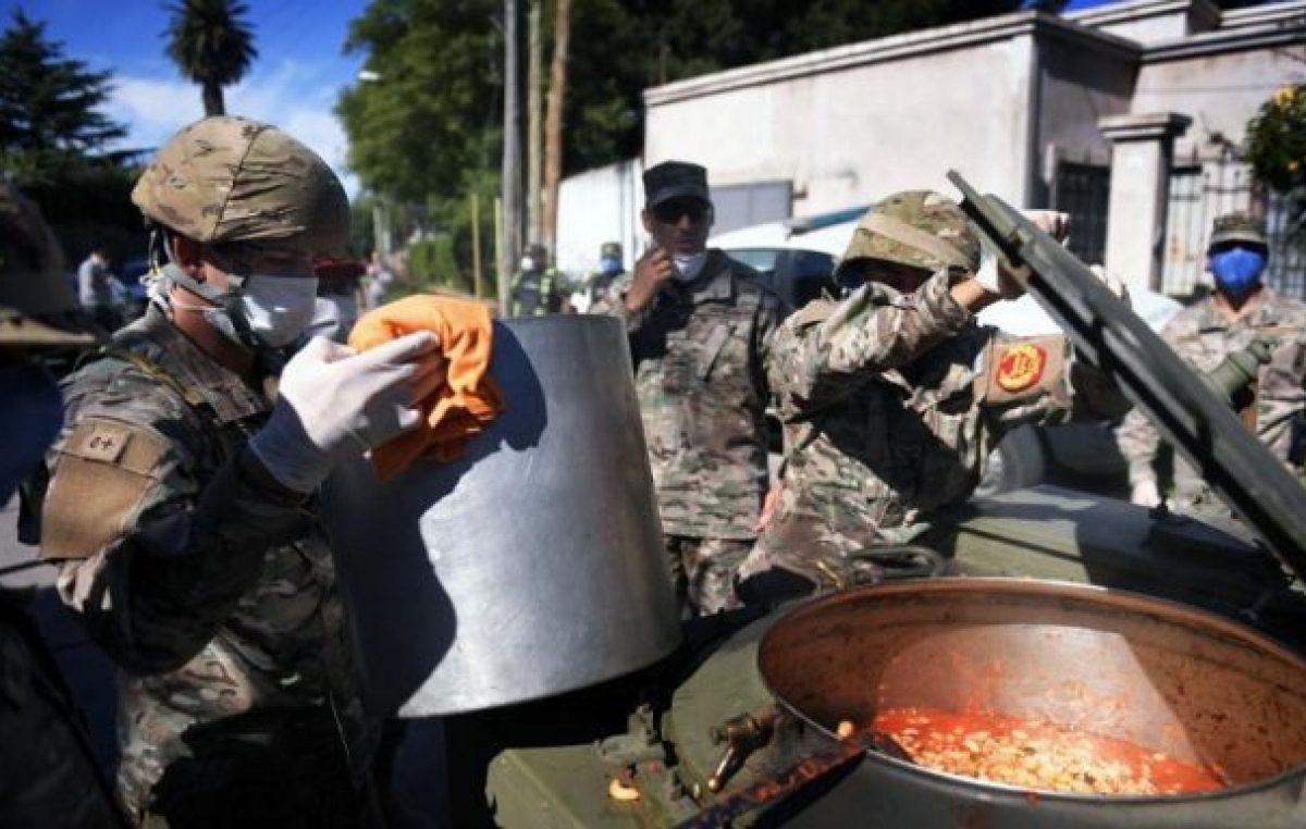 El aporte del Estado frente a la pandemia