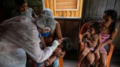 El coronavirus avanza sobre el Brasil más postergado