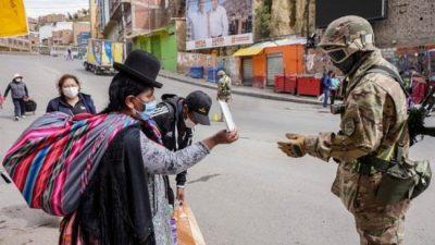 A seis meses del golpe de Estado,Bolivia se sigue desangrando