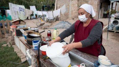 Recibió el IFE, puso una fábrica de empanadas y conquistó a los mendocinos con su historia