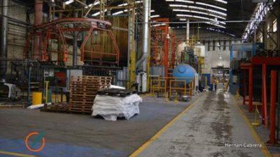Cuarentena: industria santafesina, a la mitad de su capacidad en marzo