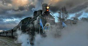 La Trochita: a 75 años del primer viaje de Jacobacci a Esquel del tren a vapor