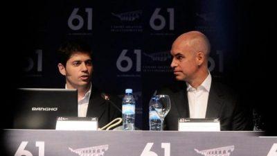 Kicillof destacó el trabajo «coordinado» con Rodríguez Larreta pero adelantó «controles estrictos»