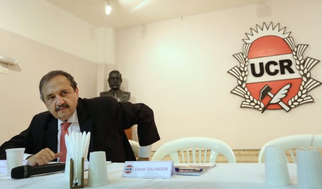 """Alfonsín sobre el espionaje: """"Me llama la atención que mi partido no diga nada"""""""