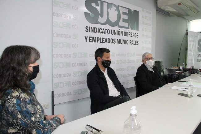 Suoem pidió la inconstitucionalidad del recorte a municipales cordobeses