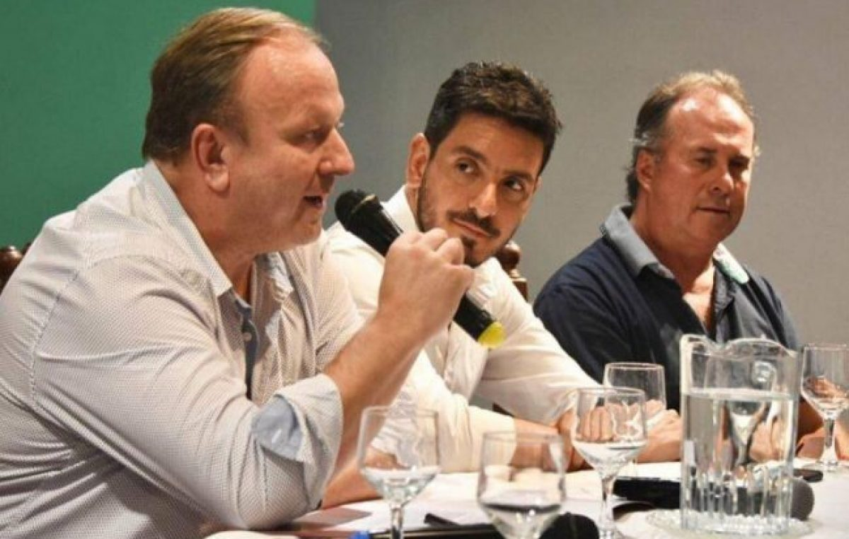 Intendentes radicales cordobeses solicitan créditos a tasa cero para los municipios