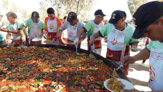 En modo virtual celebrarán la Fiesta de la Paella en Huergo