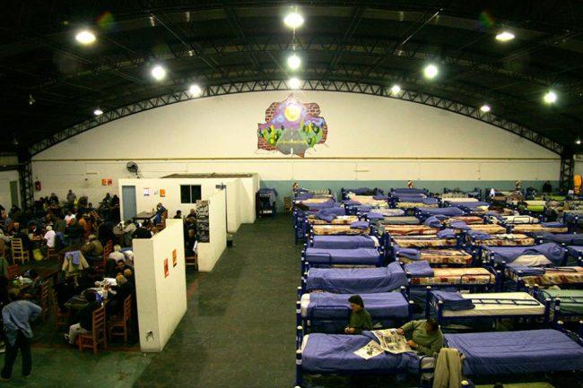 Coronavirus: los paradores de la Ciudad de Buenos Aires, potenciales focos de contagio