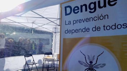 Más de 2.400 bonaerenses contrajeron dengue en lo que va del año