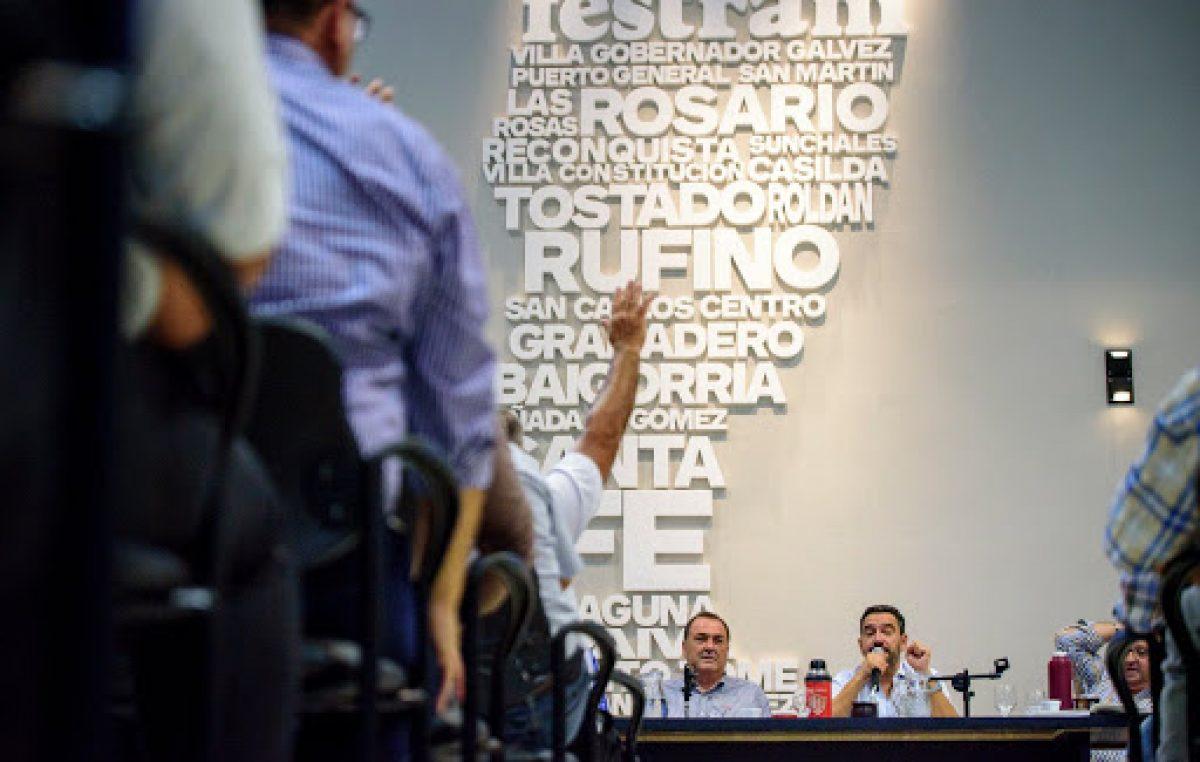 Trabajadores municipales de Santa Fe en alerta por atrasos salariales y endeudamiento de ciudades