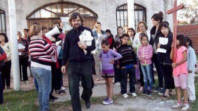Preocupación de los curas villeros por el avance de la pandemia en los barrios vulnerables