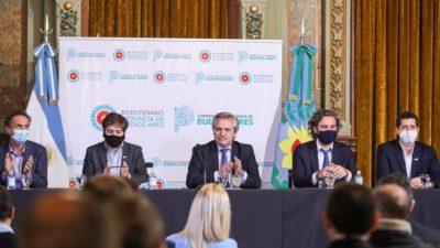 Alberto Fernández habló sobre el coronavirus en el conurbano: «La situación demuestra el efecto real del hacinamiento»