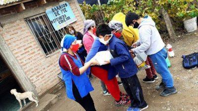 Neuquén: El 53% que asiste a comedores no iba antes de la pandemia