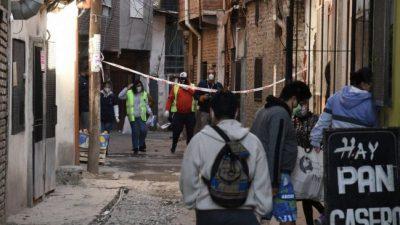 Una jueza ordenó al gobierno porteño «incrementar las raciones» de alimentos en barrios vulnerables