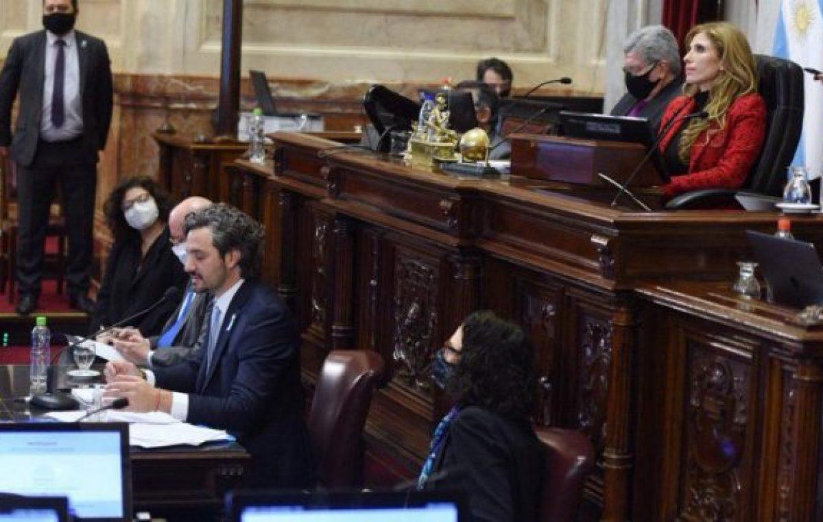Santiago Cafiero: «Argentina estaba en pandemia cuando asumimos»