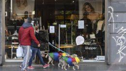 60 mil comercios no esenciales de la Ciudad de Buenos Aires vuelven a cerrar y tampoco podrán vender online