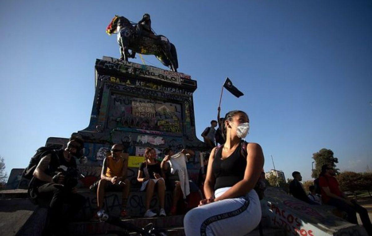 Chile: picos de coronavirus y desempleo