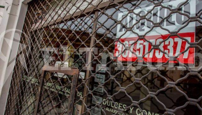 Renegociar alquileres o cerrar, la crisis en los locales comerciales salteños
