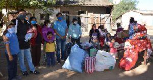 Jujuy: Solidaridad en tiempos de pandemia en El Quemado