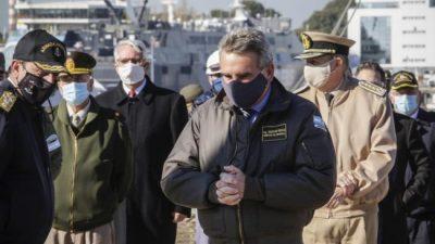 Fuerzas Armadas: Regreso a la doctrina Garré