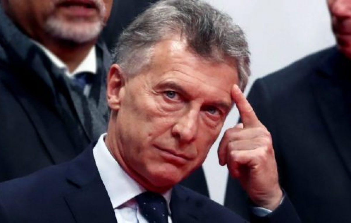 «Macri es el vértice de la red de extorsión más importante de la historia argentina»