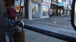 Un centenar de locales están vacíos en peatonal y en las principales avenidas de Santa Fe