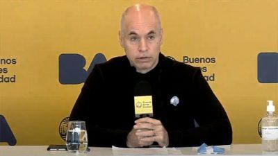 Larreta pidió ser querellante en la causa que investiga el espionaje ilegal del macrismo