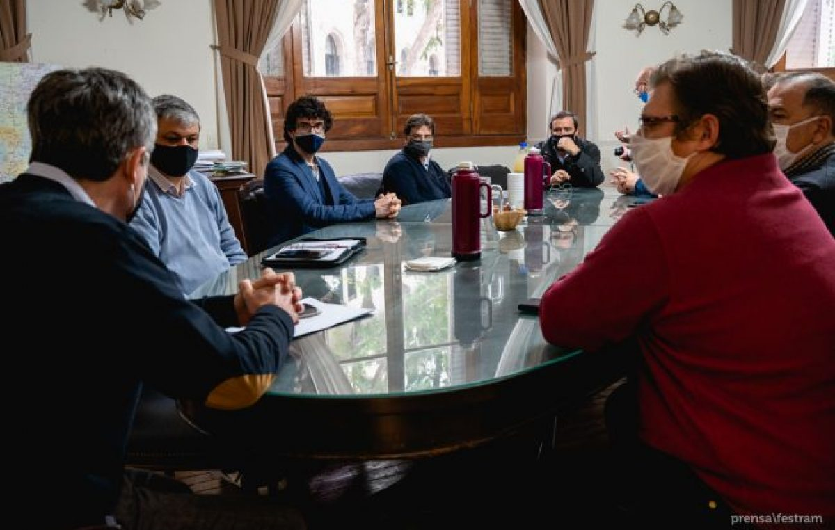 Santa Fe: FESTRAM y los Intendentes se volvieron a reunir en Paritarias