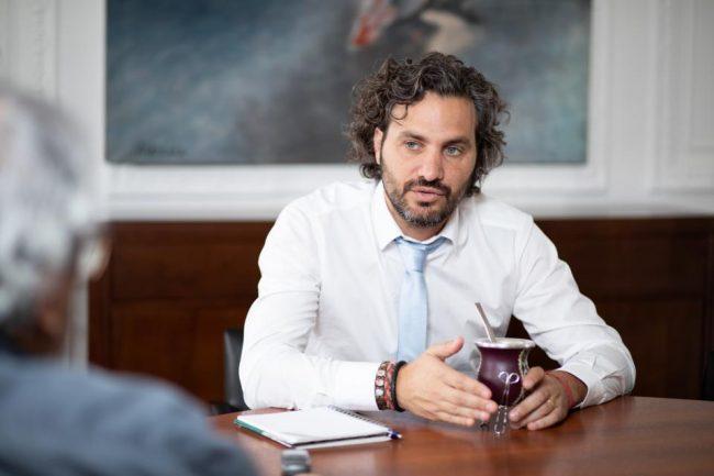 """Santiago Cafiero: """"El Coronavirus es democrático para expandirse, pero es clasista para contar los muertos"""""""