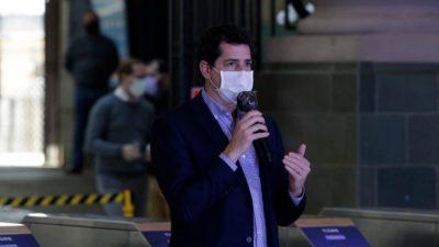 Para De Pedro, hay hechos que confirman que Macri «usaba el Estado para espiar a jueces y políticos»