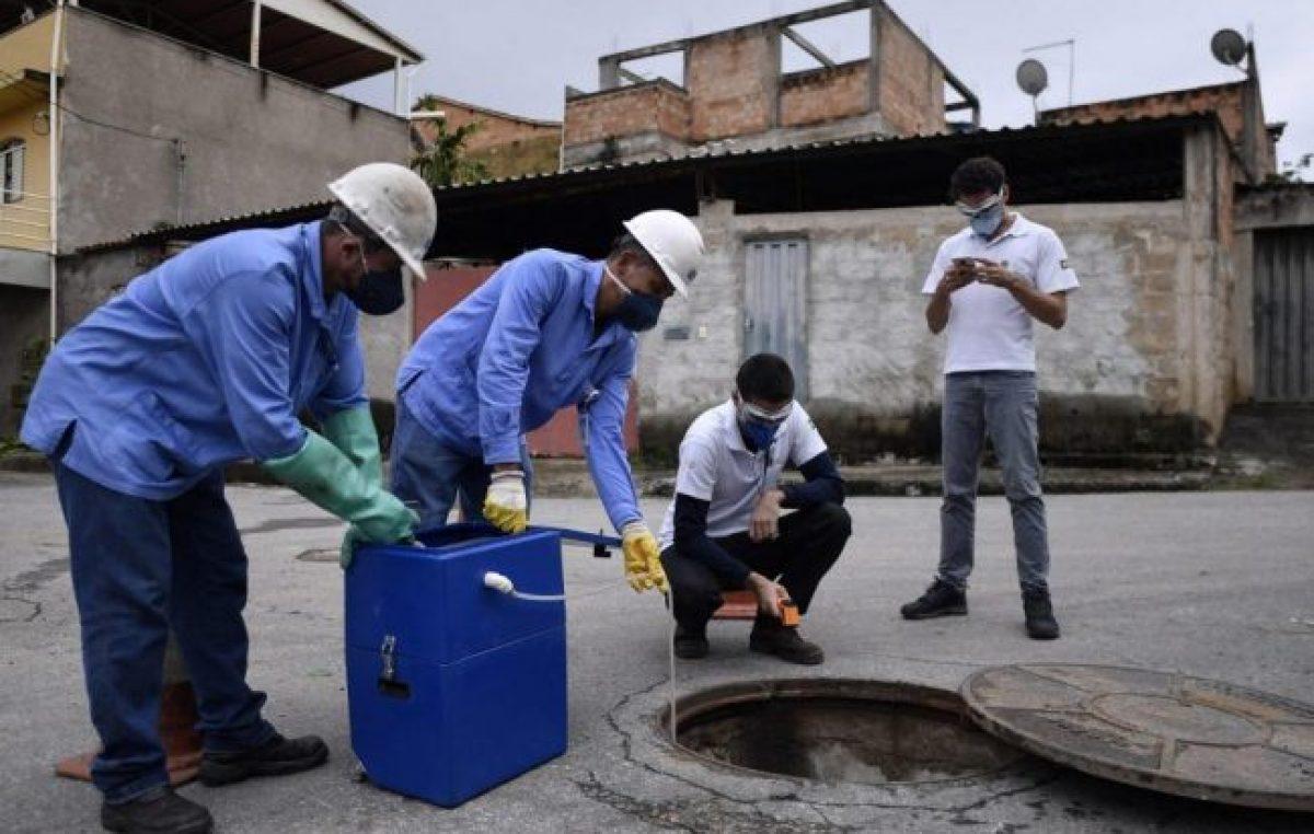 En plena pandemia de coronavirus, Jair Bolsonaro avanza con la privatización del agua