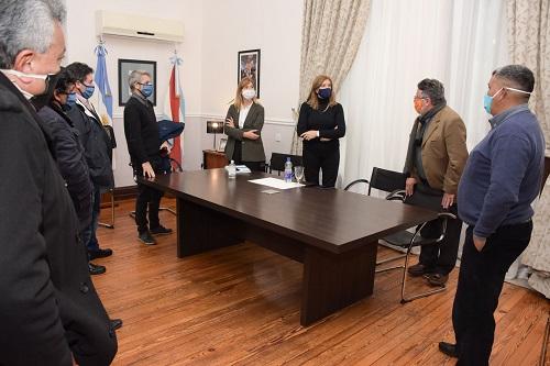 Entre Ríos: Se avanza en la implementación de un Observatorio de Trabajo Municipal