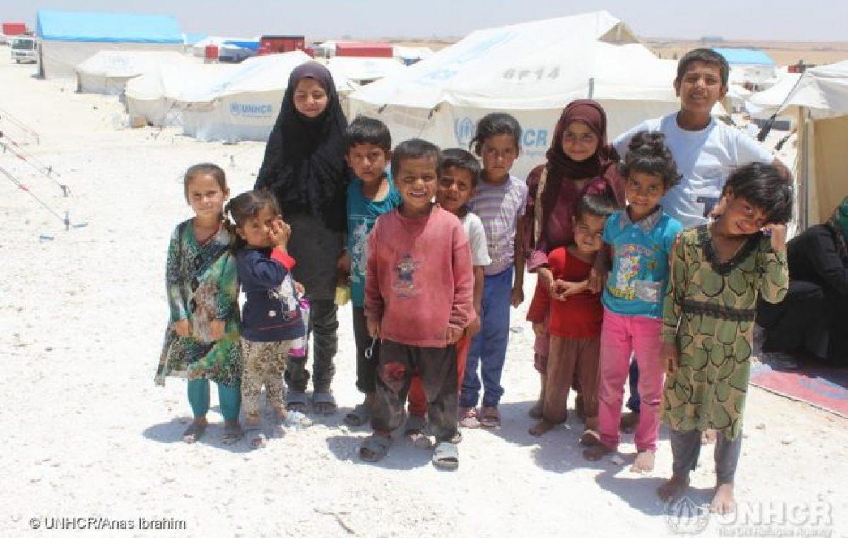 Los desplazados en el mundo aumentaron hasta 80 millones en 2019, un nuevo récord