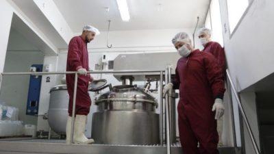 Coronavirus: una empresa recuperada producirá tests rápidos para detectar anticuerpos
