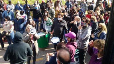 Córdoba: Empleados de Economía municipal protestaron en el Palacio 6 de Julio