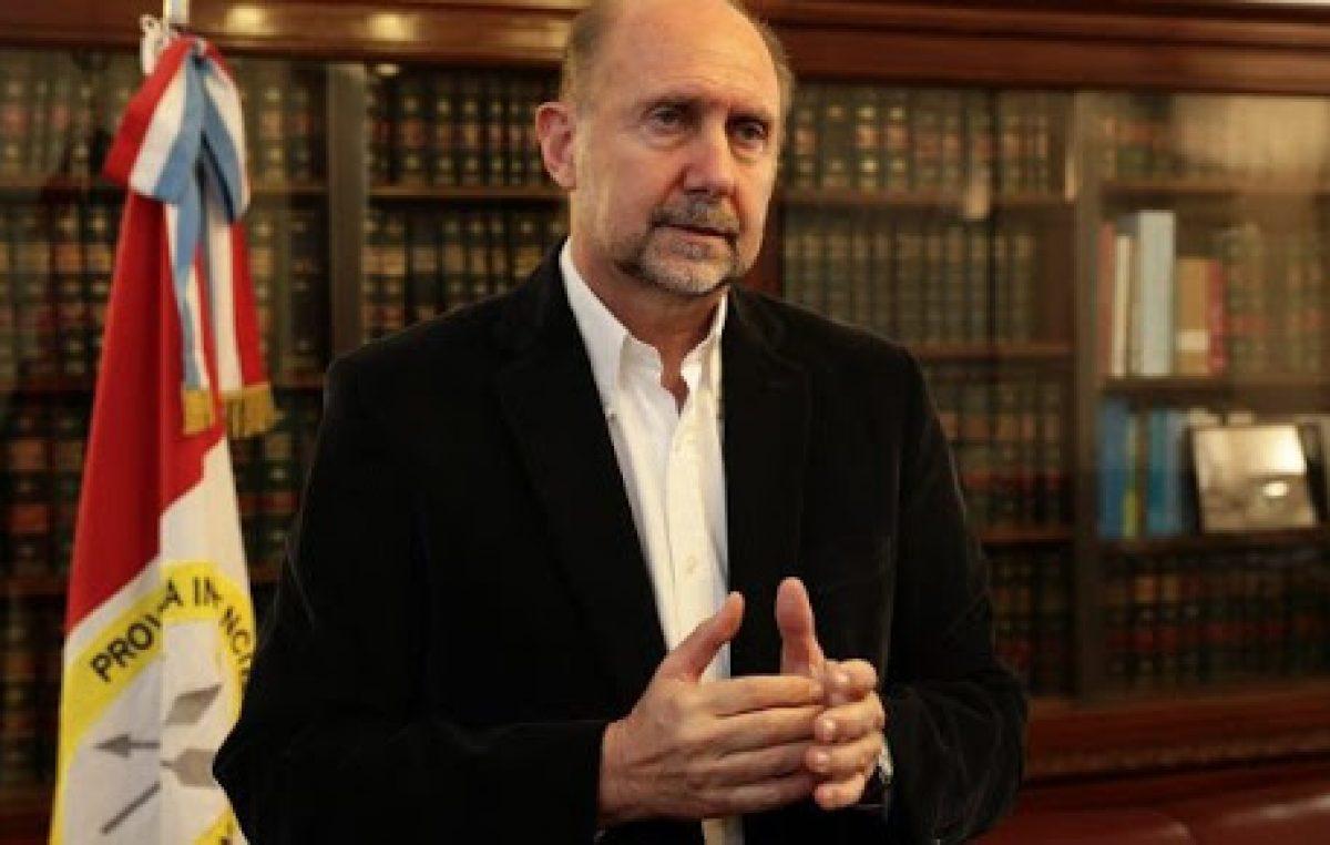 Santa Fe: Perotti apoyó la intervención de Vicentin