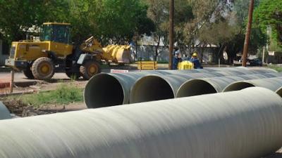 Avanzan los proyectos de agua y saneamiento para más de 20 localidades entrerrianas