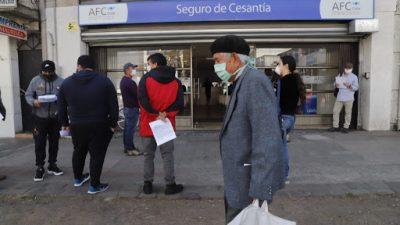La tasa de desempleo ascendió en Chile al 11,2%, el nivel más alto en 10 años