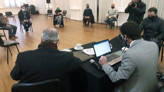 La Junta Electoral de Río Cuarto presenta el protocolo sanitario