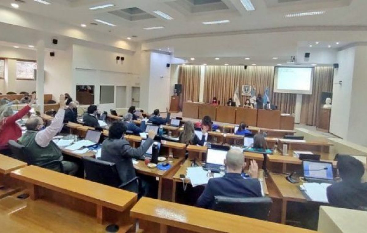 El intendente de Neuquén consiguió el aval del Concejo para el Plan Capital